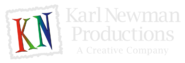 Karl Newman Productions Logo